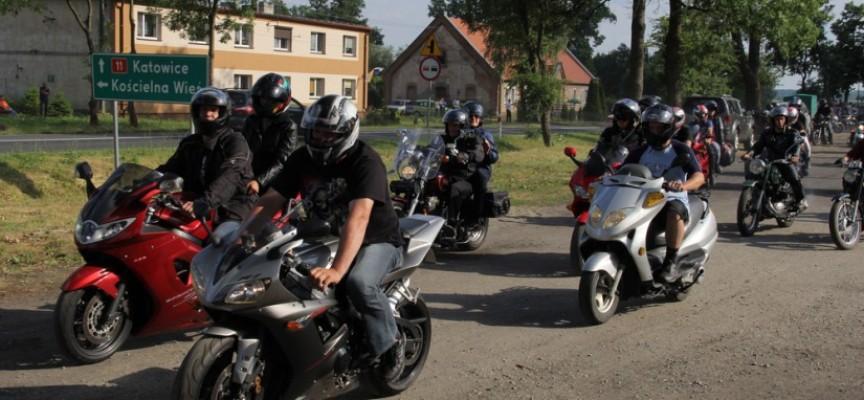 10. zlot motocyklowy w Górznie