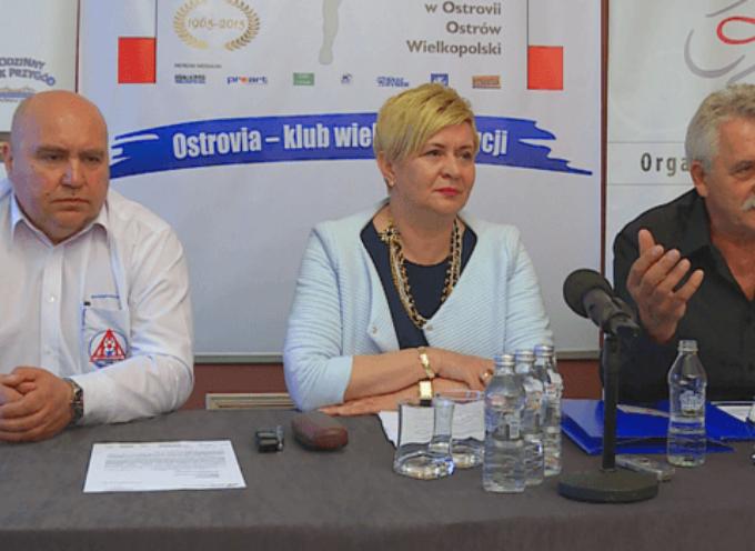 """Obchody 50-lecia Piłki Ręcznej """"OSTROVIA"""" w Ostrowie Wielkopolskim – konferencja"""