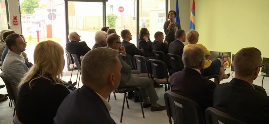 Otwarcie Ostrowskiego Parku Przemysłowego – prezentacje