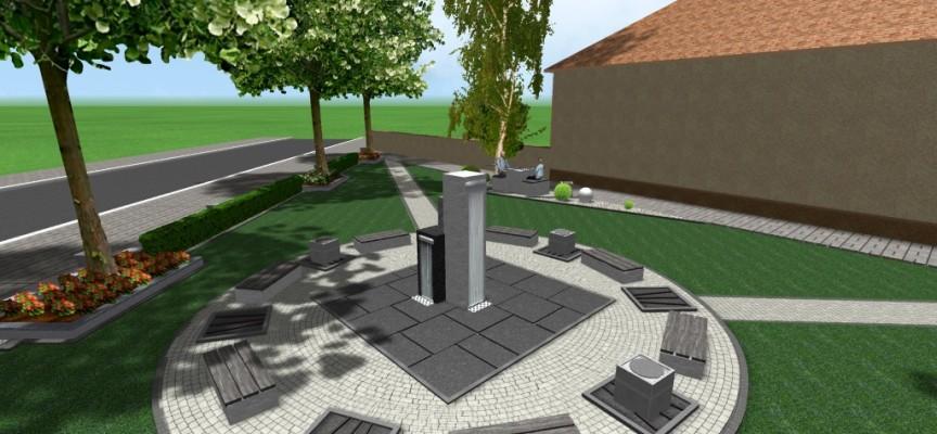 Skwer – miejscem wytchnienia dla czytelników