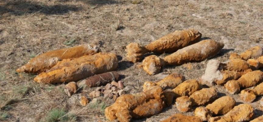 100 pocisków moździerzowych na Jarzębinowej