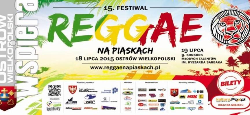 "Festiwal ""REGGAE NA PIASKACH"""