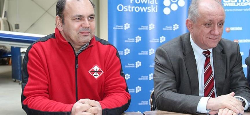 Szef Aeroklubu Ostrowskiego nadal poszukiwany