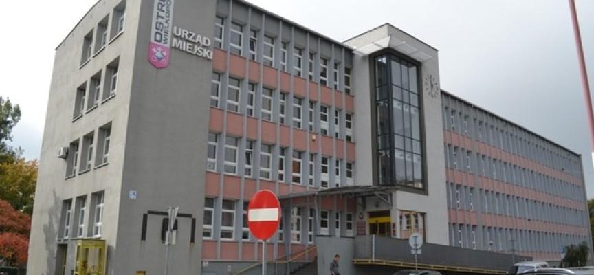 Urząd Miejski w  Ostrowie zatrudnia