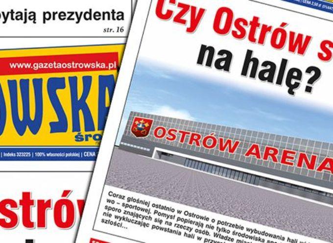 Przegląd prasy z Gazetą Ostrowską – środa 15 lipca