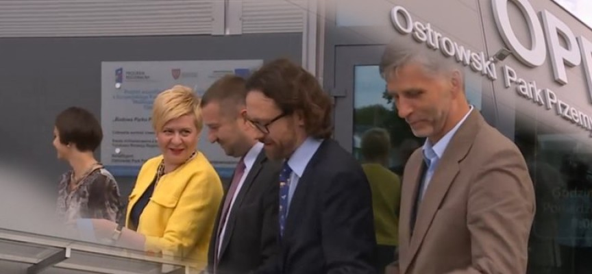 4 kandydatów na Prezesa Ostrowskiego Parku Przemysłowego w 3 etapie konkursu.