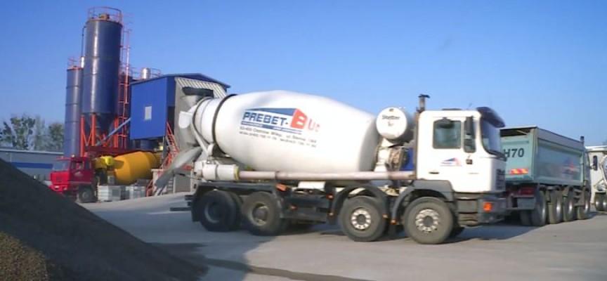 Prezentacje firm z naszego regionu – Prebet-Bud  – budownictwo i wytwórnia betonu.