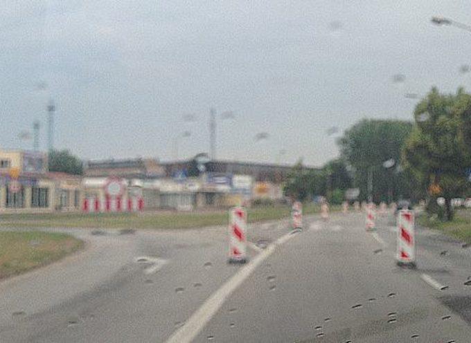 UWAGA! Utrudnienia w ruchu – od czwartku zamknięta część ulicy Kaliskiej.