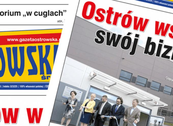 Przegląd Prasy Gazety Ostrowskiej ( 1 lipca 2015 )