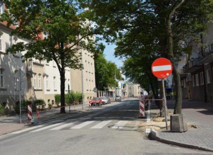 Rozpoczęła się modernizacja ulicy Wolności
