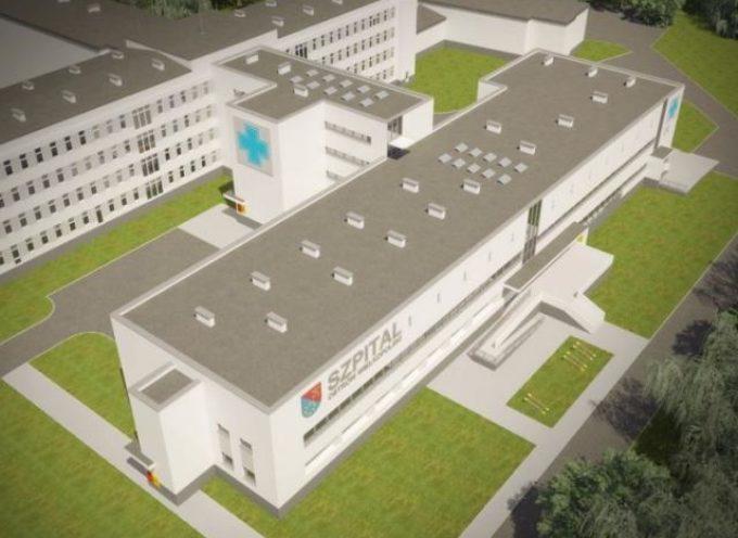 Rozbudowa szpitala priorytetem dla powiatu