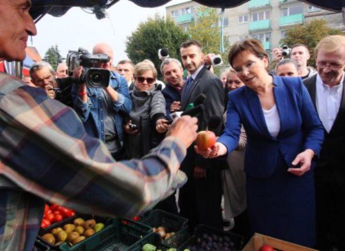 Premier Kopacz będzie dziś w Kaliszu