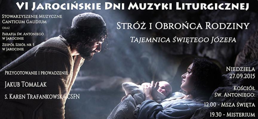 Jarocińskie Dni Muzyki Liturgicznej już w niedzielę 27 września