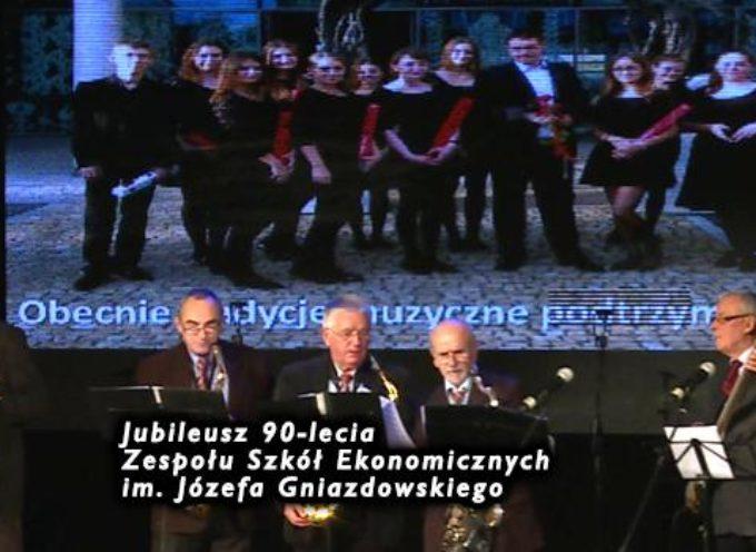 Jubileusz 90-lecia  Zespołu Szkół Ekonomicznych im. Józefa Gniazdowskiego – retransmisja