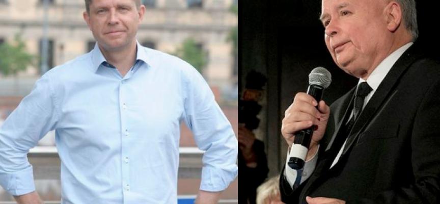 W Petru i Kukiz w Kaliszu, Kaczyński odwołuje środową wizytę.