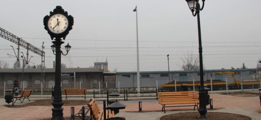 Dworzec kolejowy jak nowy