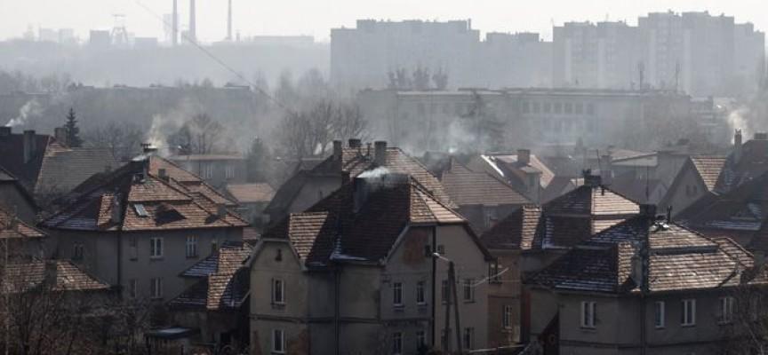 Zanieczyszczone powietrze w Kaliszu