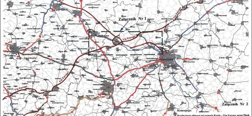 Droga Via Europe – ważna dla Kalisza i Ostrowa