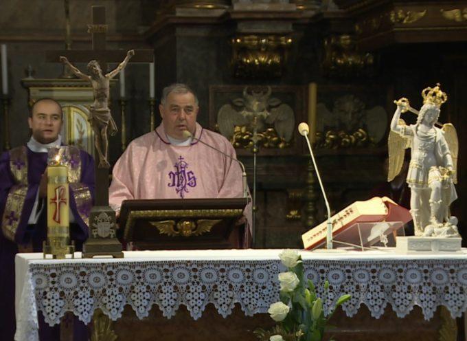Nawiedzenie Figury Św. Michała Archanioła – pożegnanie – retransmisja
