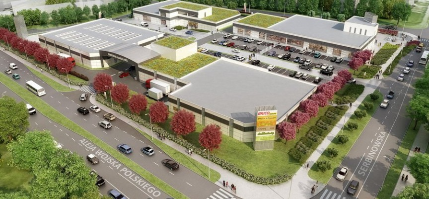 Kalinka  – to nazwa kolejnego centrum handlowego