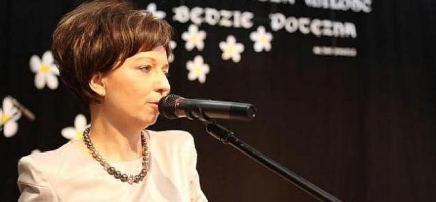Marlena Maląg wicestarostą ostrowskim