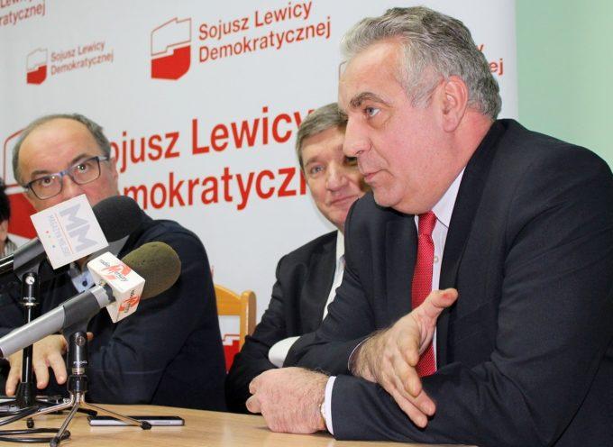 Przegrany jako poseł – wybrany na szefa SLD