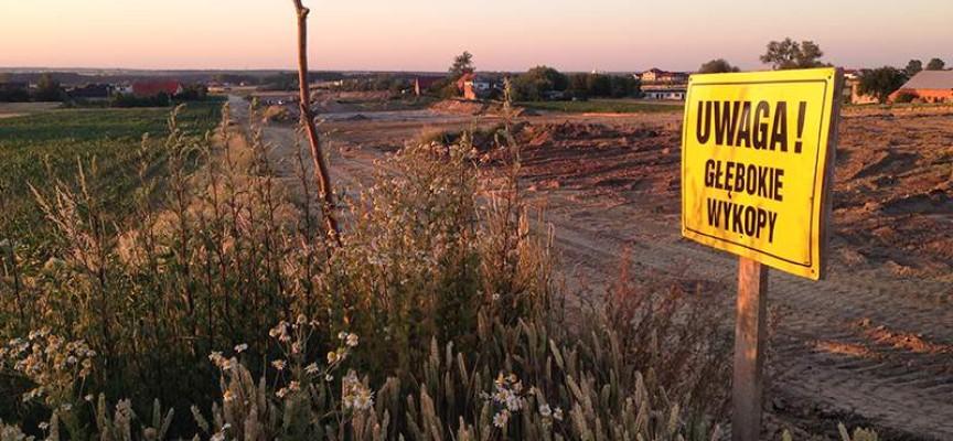 Jednak gmina pobuduje 300 metrów drogi do obwodnicy