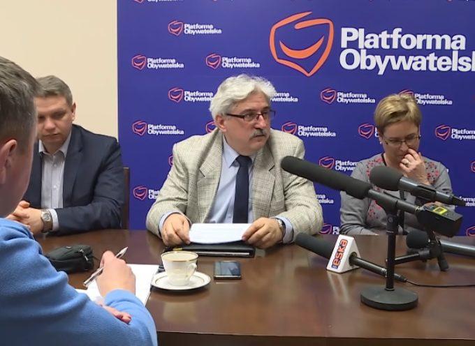 Radni i były prezydent oceniają rok prezydent Ostrowa i zmianę nazwy Holdikomu