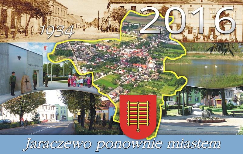 jaraczewo-miastem