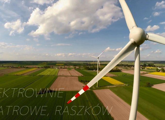 Gmina Raszków czeka na kolejne elektrownie wiatrowe