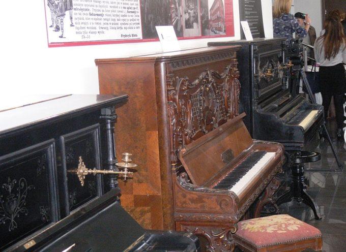 Historia przemysłu muzycznego w kaliskim muzeum