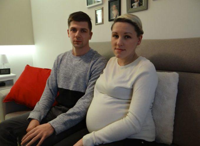 Rodzice Wojtusia znają termin porodu – rodzinie pomagał cały region