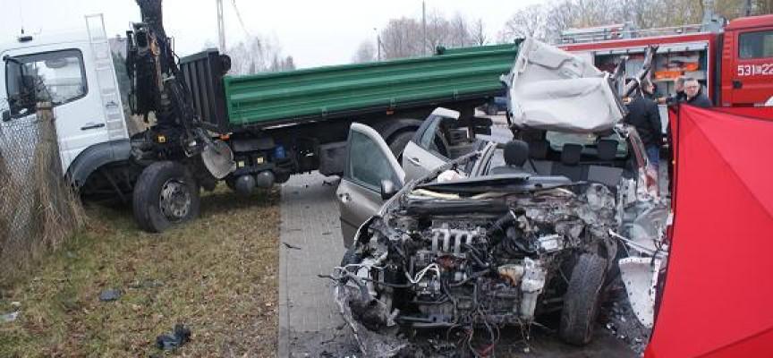 Nie żyje 26-letni ksiądz, zginął w  wypadku