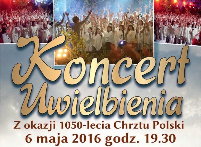 Koncert Uwielbienia na ostrowskim rynku