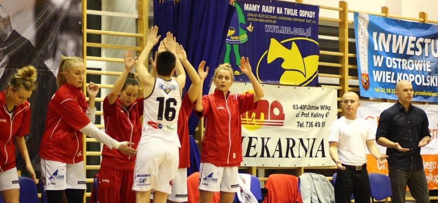 Koszykówka kobiet znów w ekstraklasie