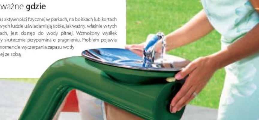 Będą źródełka wody pitnej w Ostrowie?