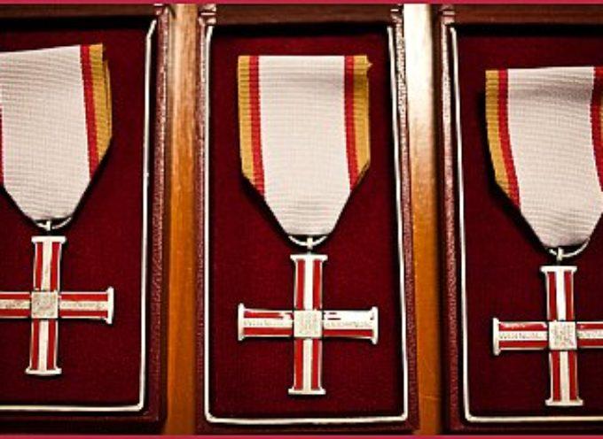 Henryk Siciński z najwyższym odznaczeniem IPN