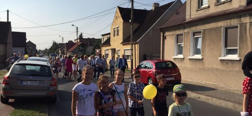 """Udany """"Kalinowy Festyn"""" na Krępie"""