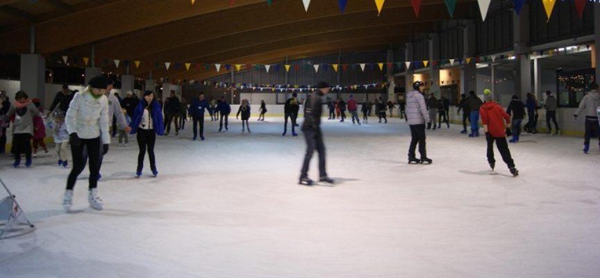 10 listopada startuje lodowisko