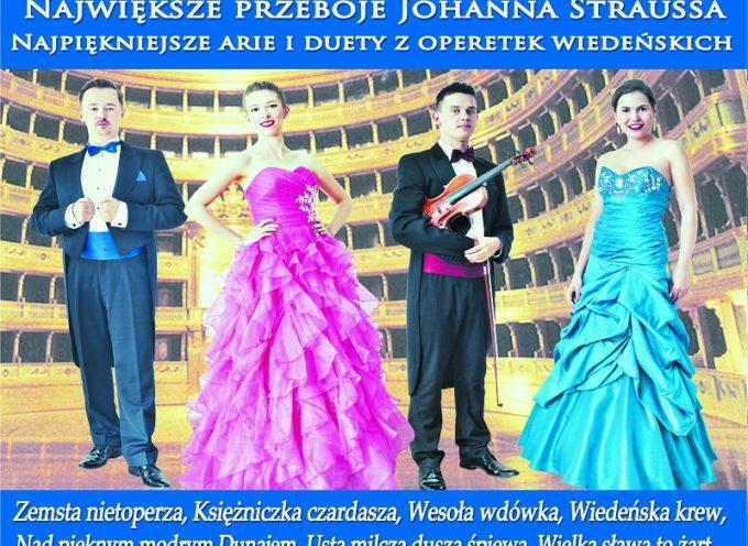 Koncert Wiedeński w Ostrowskim Centrum Kultury