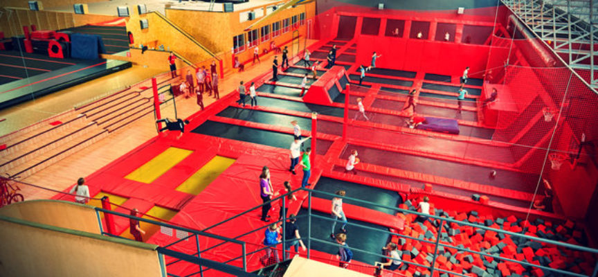 Park Trampolin – otwarcie 13 grudnia