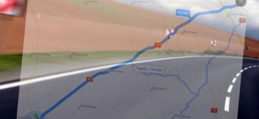 Będzie czteropasmówka od obwodnicy Ostrowa aż do autostrady