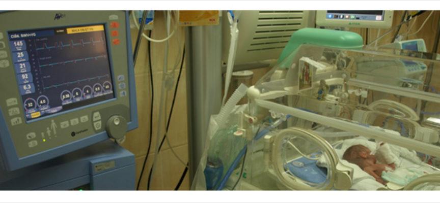 600-gramowy wcześniak operowany w ostrowskim szpitalu