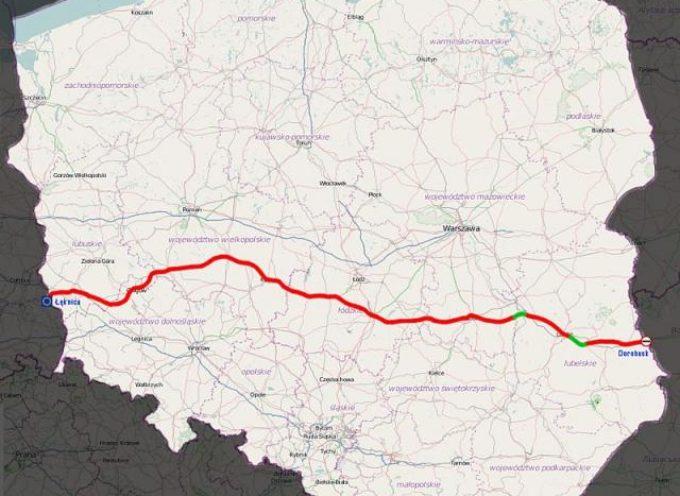 Posłowie PO chcą przyspieszenia przebudowy trasy 25 Ostrów – Kalisz -Konin