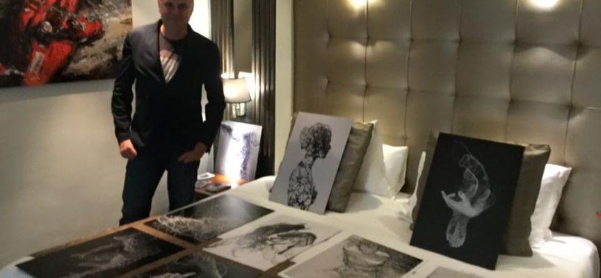 Prace Janusza Jurka w Londynie, potem w  Nowym Jorku