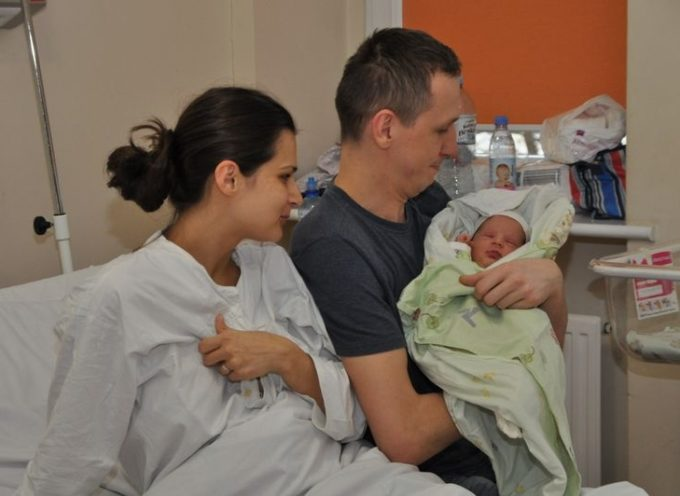 W ostrowskim szpitalu rodzą panie z całego regionu