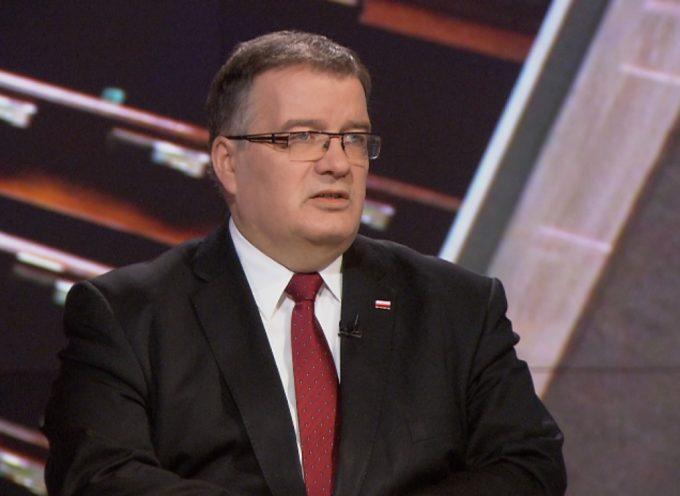 Minister Andrzej Dera krytykuje pomysł PIS zmian w ordynacji wyborczej