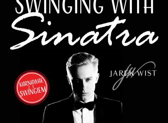 Koncert SWINGING with SINATRA w Przepompowni