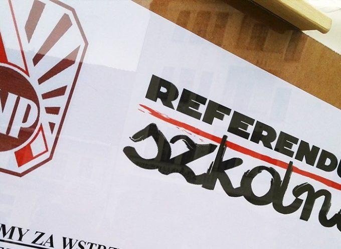 Możesz złożyć podpis pod wnioskiem o referendum – w biurze PO