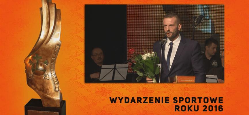 Piotr Kuźma podwójnym zwycięzcą 23. edycji plebiscytu Ostrowianin Roku 2016